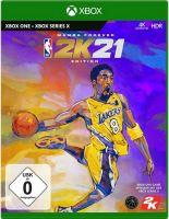 Xbox One NBA 2K21 Mamba Forever Edition (nová)