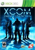 Xbox 360 XCOM Enemy Unknown