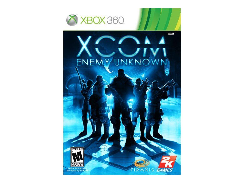 Xbox 360 XCOM Enemy Unknown