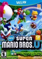 Nintendo Wii U New Super Mario Bros. U