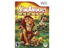Nintendo Wii SimAnimals Africa