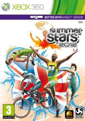 Xbox 360 Summer Stars 2012