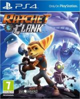 PS4 Ratchet And Clank (nová)