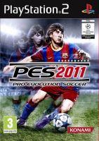 PS2 PES 2011 Pro Evolution Soccer 2011 (DE)