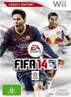 Nintendo Wii FIFA 14 2014 (DE)