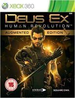 Xbox 360 Deus Ex Human Revolution Augmented Edition (DE)