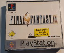 PSX PS1 Final Fantasy 9