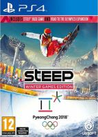 PS4 Steep: Winter Games Edition (nová)