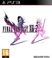PS3 Final Fantasy XIII-2