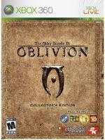 Xbox 360 Oblivion The Elder Scrolls 4 Collector's edition (DE)