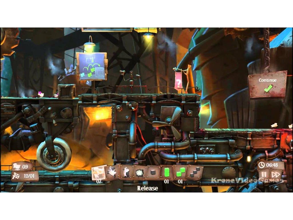 Xbox One Flockers