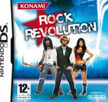 Nintendo DS Rock Revolution (DE)