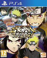 PS4 Naruto Shippuden Ultimate Ninja Storm Trilogy (nová)