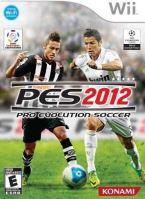 Nintendo Wii PES 12 Pro Evolution Soccer 2012 (DE)
