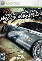 Xbox 360 NFS Need For Speed Most Wanted (DE)