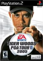 PS2 Tiger Woods PGA Tour 2005