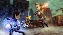 Xbox 360 Kinect Powerup Heroes