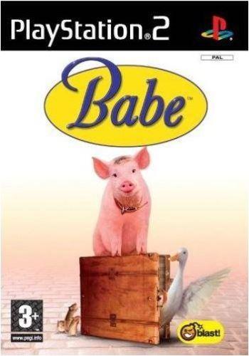 PS2 Babe - Galantní Prasiatko: The Shepp Pig