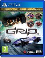 PS4 Grip: Combat Racing Ultimate Edition (nová)