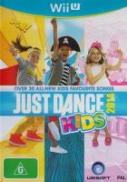 Nintendo Wii U Just Dance Kids 2014