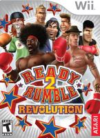 Nintendo Wii Ready 2 Rumble Revolution
