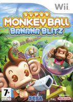 Nintendo Wii Super Monkey Ball Banana Splitz