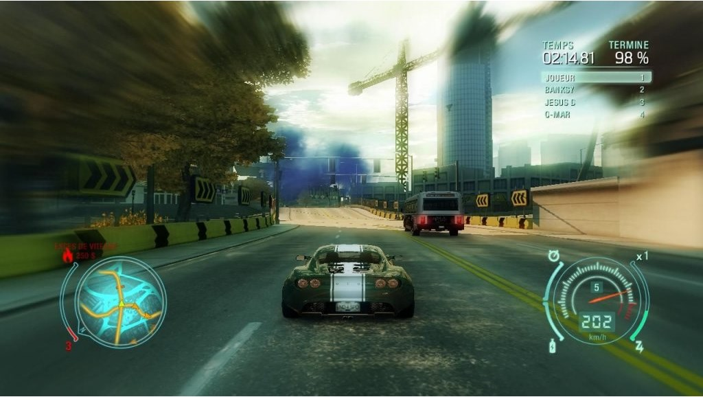 PS3 NFS Need For Speed Undercover (CZ)