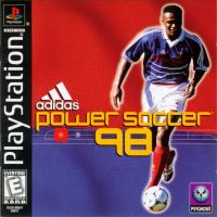 PSX PS1 Adidas Power Soccer 98 (1984)
