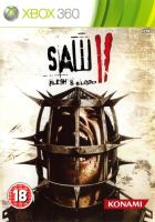 Xbox 360 Saw 2 Flesh And Blood (nová)