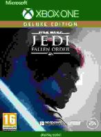 Voucher Xbox One Star Wars Jedi: Fallen Order Deluxe Edition + EA Access 1 mesiac