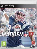 PS3 Madden NFL 17 2017