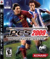PS3 PES 09 Pro Evolution Soccer 2009 (bez obalu)