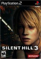 PS2 Silent Hill 3 (bez obalu)