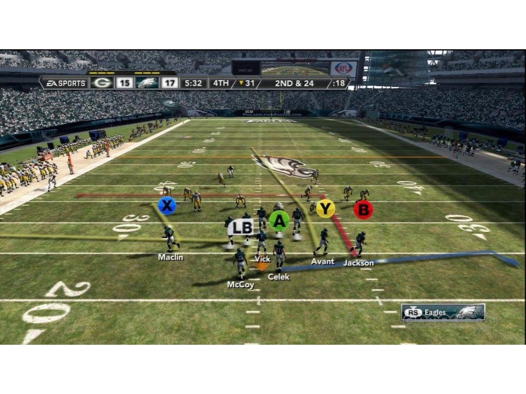Xbox 360 Madden NFL 12 2012
