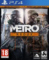 PS4 Metro Redux (CZ) (nová)