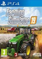 PS4 Farming Simulator 19 (CZ) (nová)