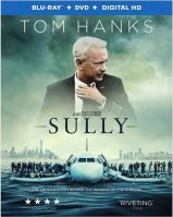 Blu-Ray Film Sully Miracle on The Hudson