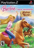 PS2 Barbie Horse Adventures Riding Camp