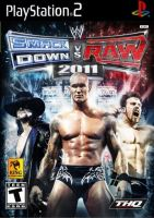 PS2 Smackdown vs Raw 2011