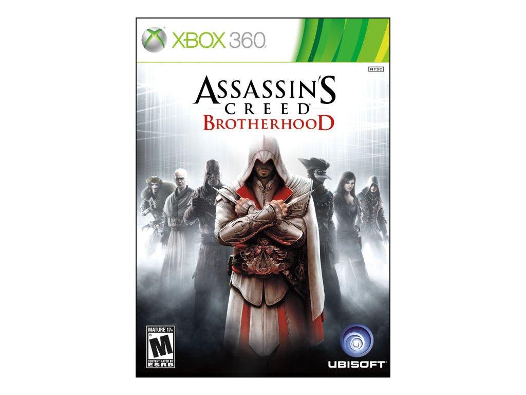 Xbox 360 Assassins Creed Brotherhood