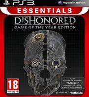 PS3 Dishonored GOTY (Nová)