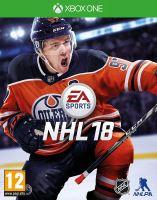 Xbox One NHL 18 2018 (CZ) (bez obalu)