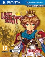 PS Vita New Little King'Story