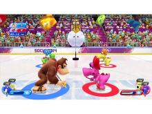 Nintendo Wii Mario & Sonic at the Olympic Winter Games