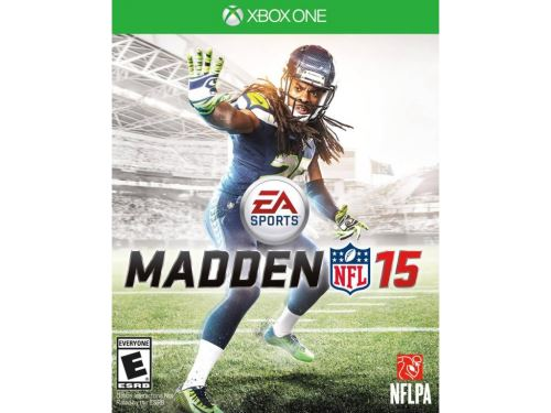 Xbox One Madden NFL 15 2015