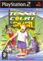 PS2 Tennis Court Smash
