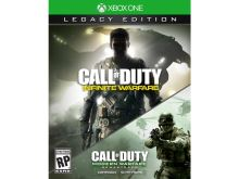 Xbox One Call Of Duty Infinite Warfare + Modern Warfare Remastered - Legacy Edition