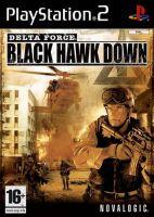 PS2 Delta Force Black Hawk Down