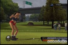 PS2 Outlaw Golf