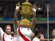 PS2 World Championship Rugby